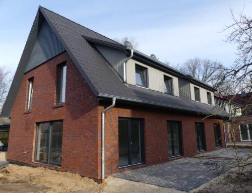 2 Exklusive Doppelhaushälften Neubau-Erstbezug