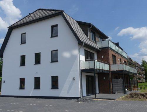 Neubau-Erstbezug exklusive 3-Zimmerwohnung mit Balkon