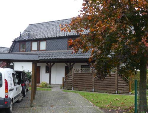 Eine großzügige 4-Zimmerwohnung mit Dachterrasse und Carport