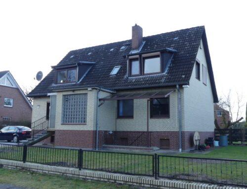 3 Zimmerwohnung im 2 Familienhaus mit Loggia, Terrasse und Garten