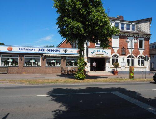 Sanierte Villa mit Restaurant, Kegelbahn und Wohnraum im Herzen von Tostedt