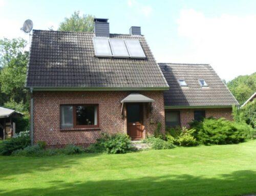 Ein gemütliches Haus im Grünen mit kleiner Einliegerwohnung